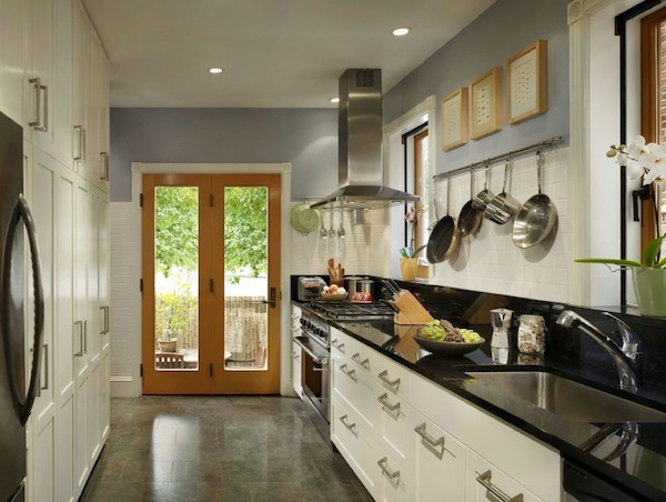 Small built in kitchen excellent design ideas interior for Small built in kitchen