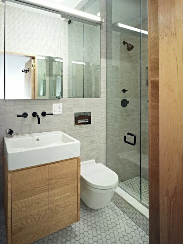 Small Bathroom Set Take The Challenge Interior Design Ideas
