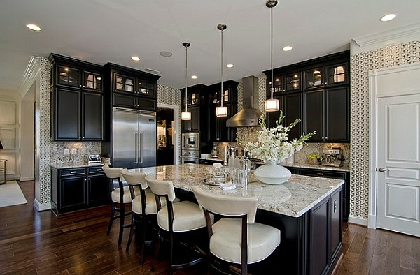 Kitchen And Dining Room Furniture 50 Ideas For Equipment With A Modern Character