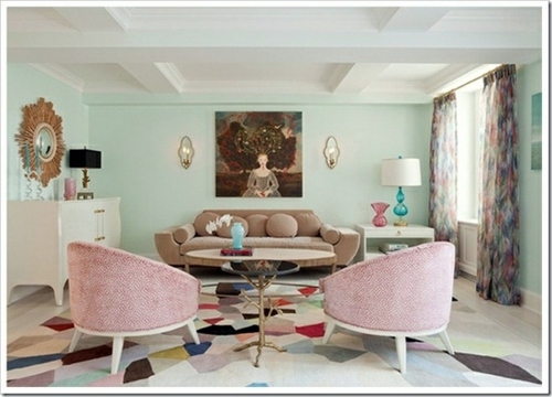 Color Palette Interior Design use pastel color palette in interior design – 24 themed ideas and