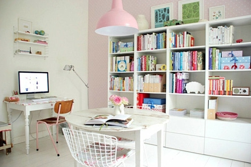 Use pastel color palette in Interior Design 24 themed ideas and
