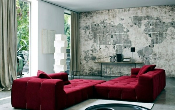 Sofa Design Ideas for Modern and Creative Living Room Decor