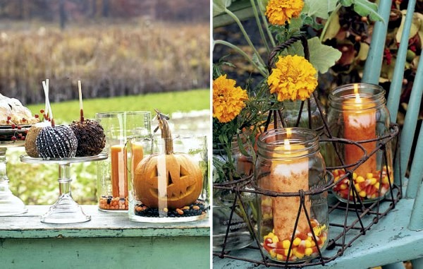 great garden halloween decorating ideas - Great Halloween Decoration Ideas