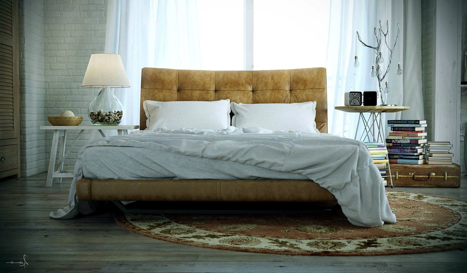 ... Industrial Bedrooms With Divine Detail ...