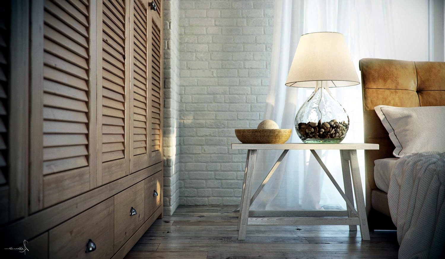 Charmant ... Industrial Bedrooms With Divine Detail ...