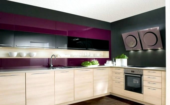 purple kitchens interior design ideas avso org