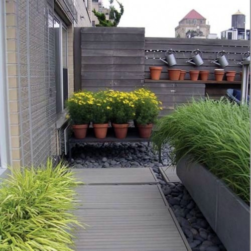 20 decorating ideas for elegant rooftop terrace in the for Interior design rooftop terrace