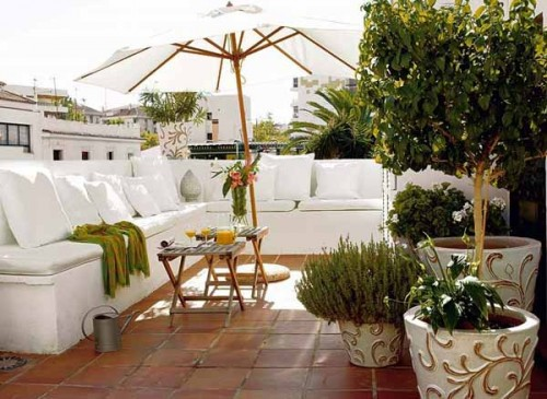 20 decorating ideas for elegant rooftop terrace in the city ...