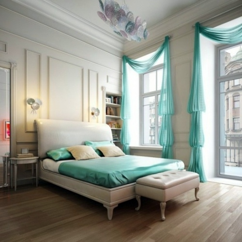 Schlafzimmer   46 Romantic Bedroom Designs   Sweet Dreams!