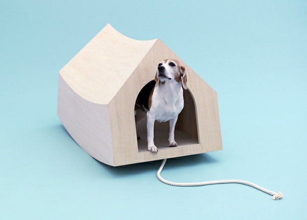 Strange Beds architecture for dogs – strange beds, kennels and toys | interior