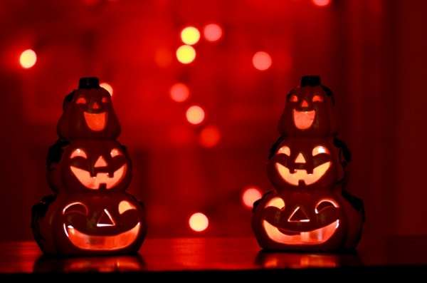 Dekoartikel - Halloween Decoration Ideas - immerse yourself in the festive atmosphere!
