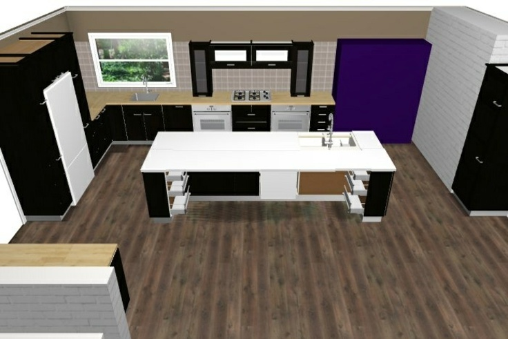 3D Visualization Kitchen Room Planner Ikea   Prepare Your Home Like A Pro!