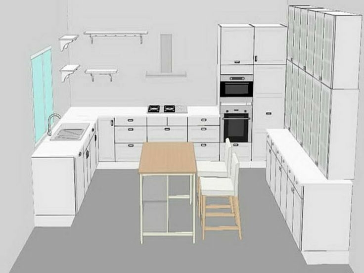 Exceptional Configuring Virtual Ikea Kitchen Furniture In A Jiffy Room Planner Ikea    Prepare Your Home Like A Pro! Home Design Ideas