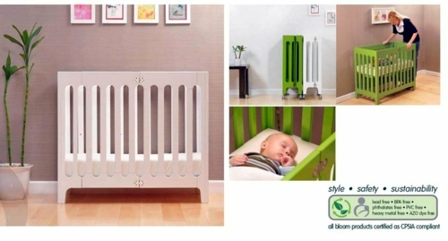 cribs com foldable folding mymcmlife crib for ideal portable foster img parents