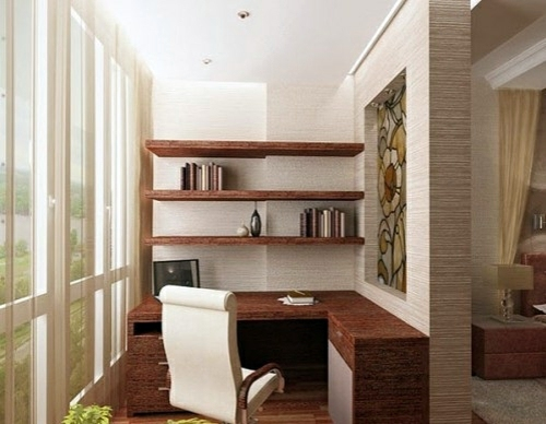 Small balcony design interesting interior design ideas for Balcony interior design