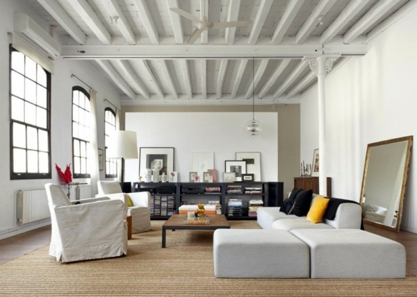 Modern Loft In New York Style Of Shoot 115 Design