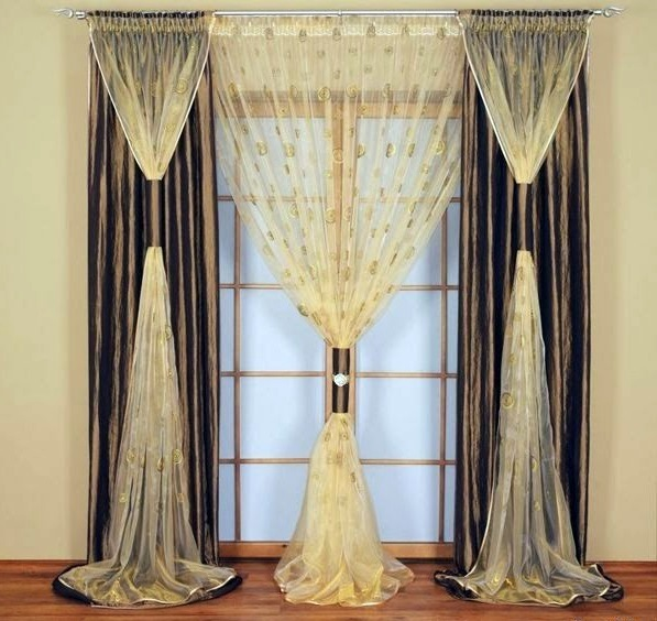 Superbe 30 Curtains Decoration Examples U2013 Dress Up The Windows Creative