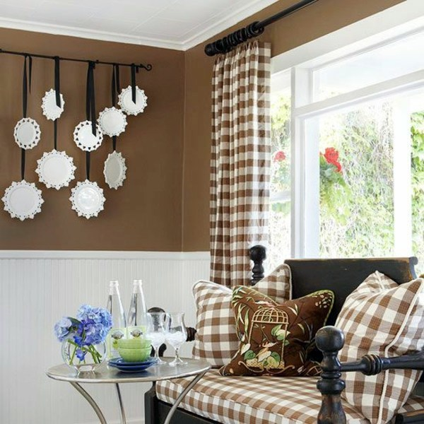 Curtains Ideas curtains decoration pictures : 30 Curtains Decoration Examples – dress up the windows creative ...
