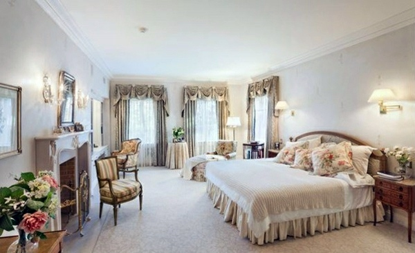 Bedroom Ideas In The Traditional Style