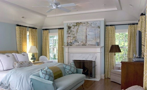 bedroom ideas in the traditional style – 15 examples | interior