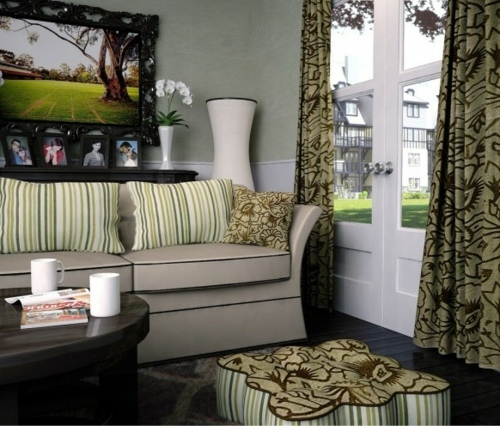 Soft Fabric And Stylish Home Textiles Wohnzimmer Ideen   10 Beautiful  Living Room Ideas Part 80