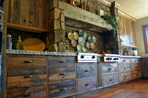 Custom Kitchen Designed By Chris Peterson 12 Practical Ideas For Kitchens  Design With Built In Barbecue