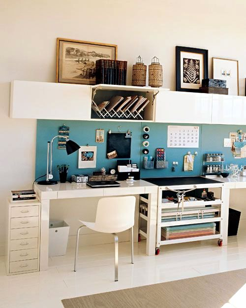 Great Decorating Ideas   Deco Tips For Organizing Home Office