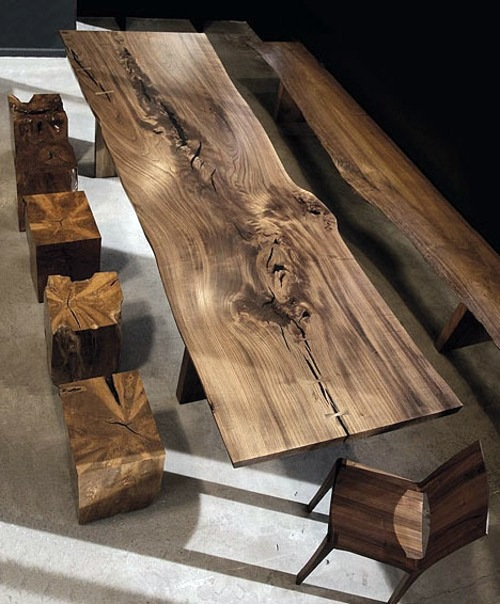 ... 10 Furniture Designs From Antique Wood   Rustic Style