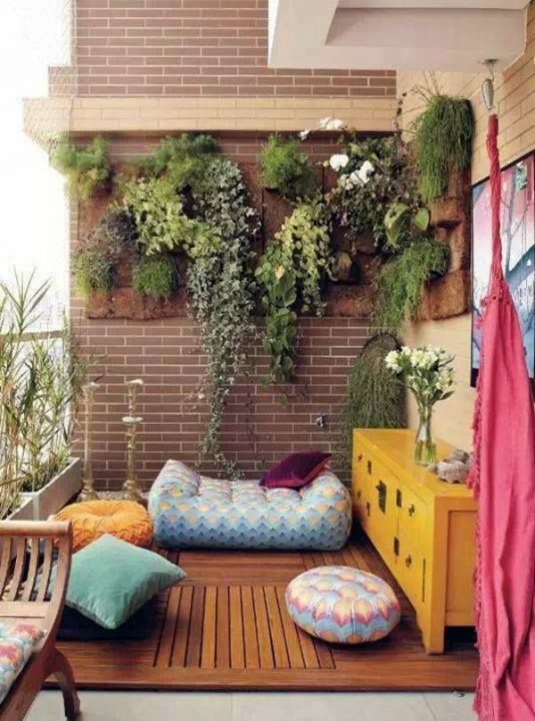 The Small Balcony Design