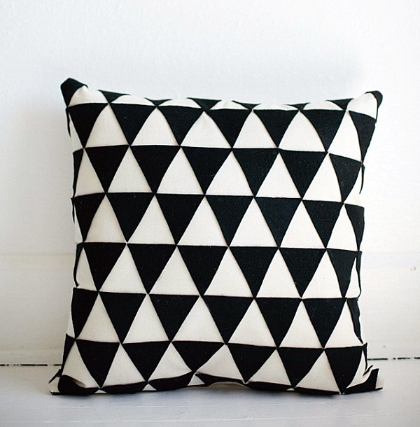 Dekoartikel   Unusual Home Accessories   DIY Ideas For Pillow With Cool  Patterns