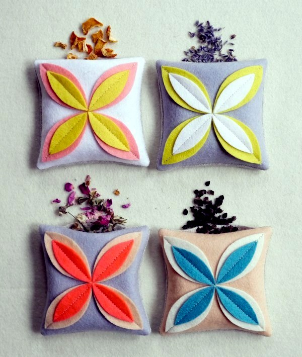 dekoration unusual home accessories diy ideas for pillow with cool patterns