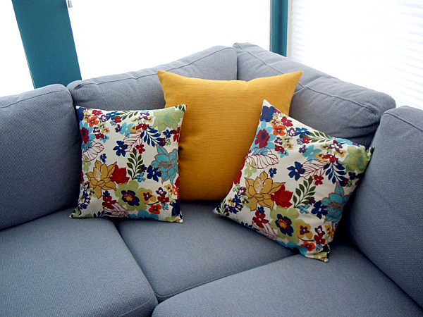 Unusual Home Accessories – DIY ideas for Pillow with cool patterns ...