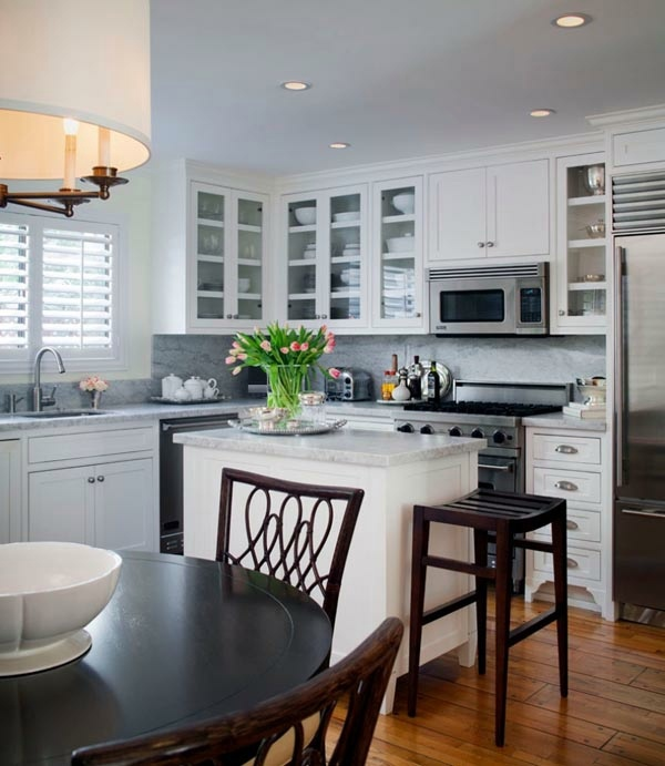 ... Functional And Practical Kitchen Solutions For Small Kitchens
