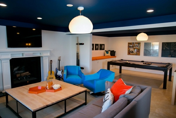 ... Cool Ideas For Youth Living Rooms And Lounge For Teens