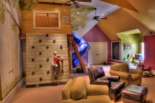 ... Indoor Tree House   10 Cool Ideas For Kids