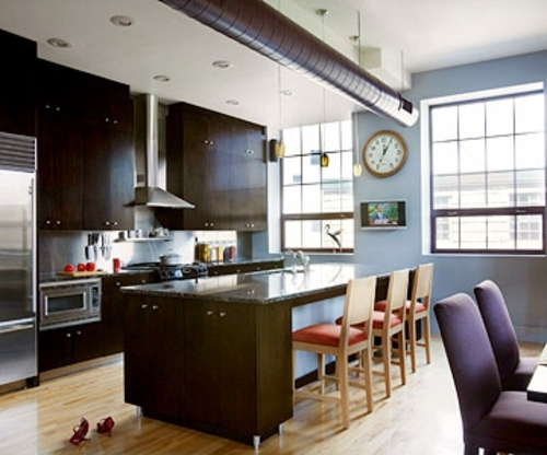 Plans For Open Kitchens – Conversion And Redevelopment | Interior