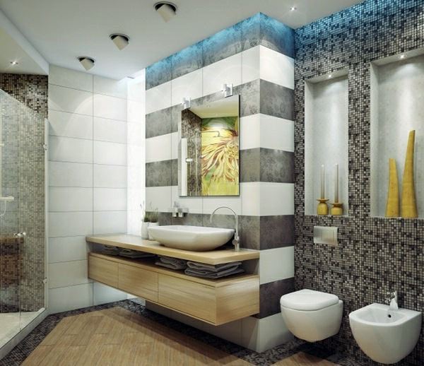 Innenarchitektur - 10 wonderful decorating ideas for your dream bathroom