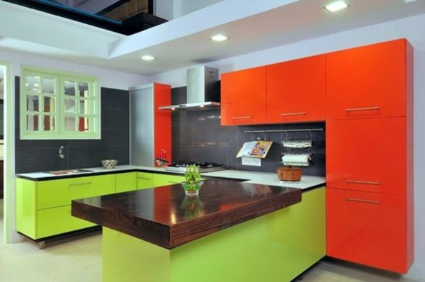 Custom kitchen solutions modular kitchens interior design ideas avso org Modular kitchen design colors