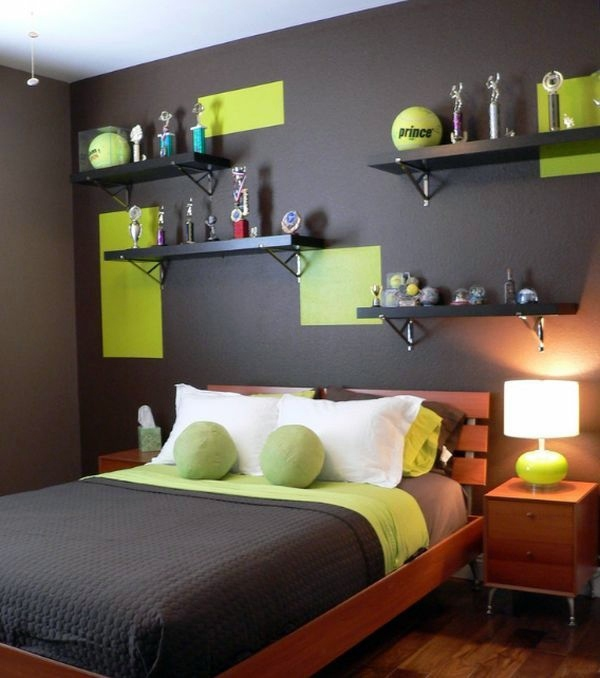decorate in green 105 cool tips and pictures for youth room design
