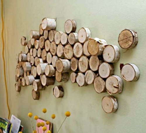 ... Kunst   DIY Wall Art   Make Innovative Wall Decoration Itself