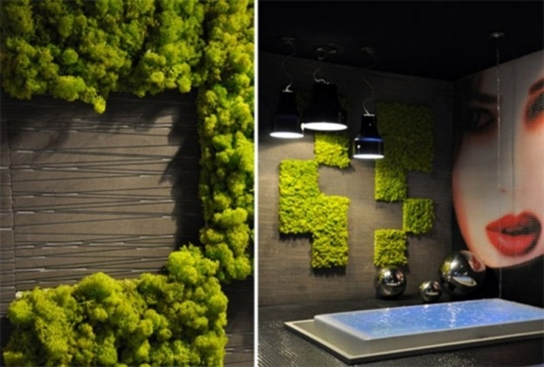 30 incredible vertical gardens and green walls to admire for Jardines verticales para interiores