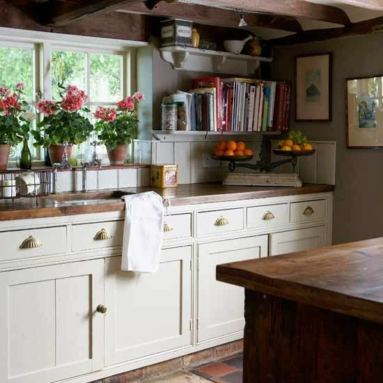 50 Modern Country House Kitchens