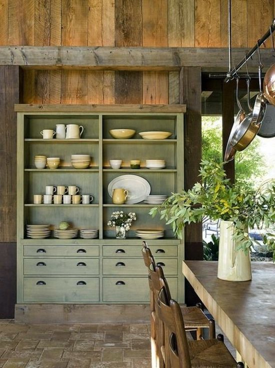 Rustic Kitchen Cabinet 50 Modern Country House Kitchens   Kitchen Design,  Rustic Kitchen Furniture