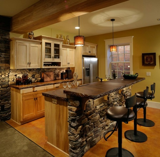 ... 50 Modern Country House Kitchens   Kitchen Design, Rustic Kitchen  Furniture