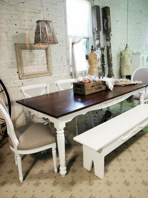 Vintage Dining Room Furniture   25 Fresh Ideas