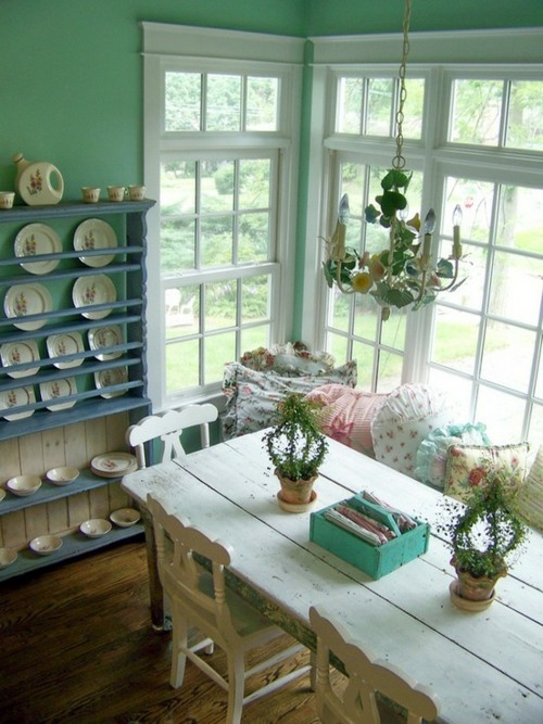 ... Vintage Dining Room Furniture   25 Fresh Ideas