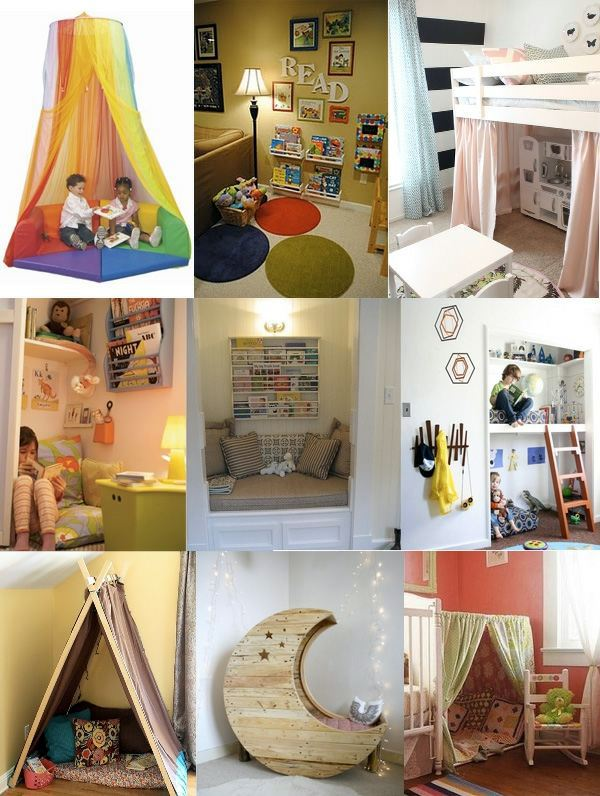 Cozy corner in the nursery – ergonomics and comfort for ...