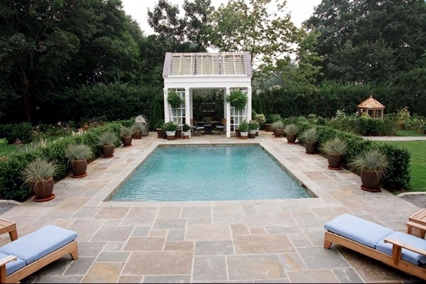 101 pictures of pool in the garden interior design ideas for Garden near pool