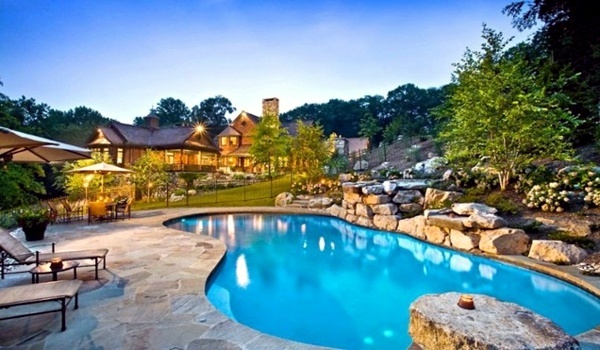 101 pictures of pool in the garden interior design ideas for Pool design 101