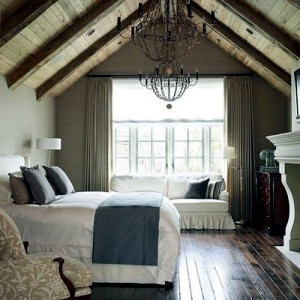 15 cozy bedrooms interior design ideas avso org for Chambre a coucher champetre